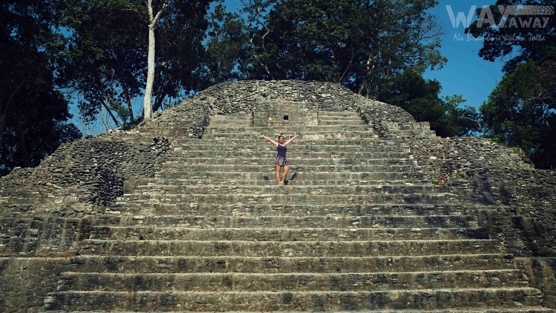 Cahal Pech, Belize, Střední Amerika