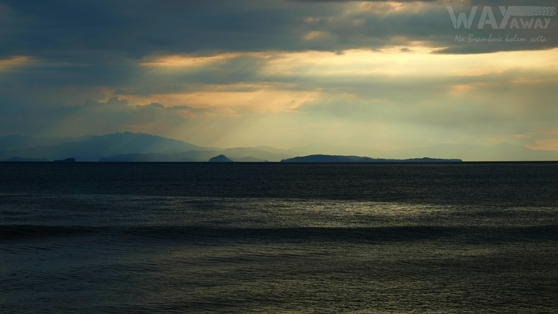Golfo Colorado, Kostarika, Střední Amerika