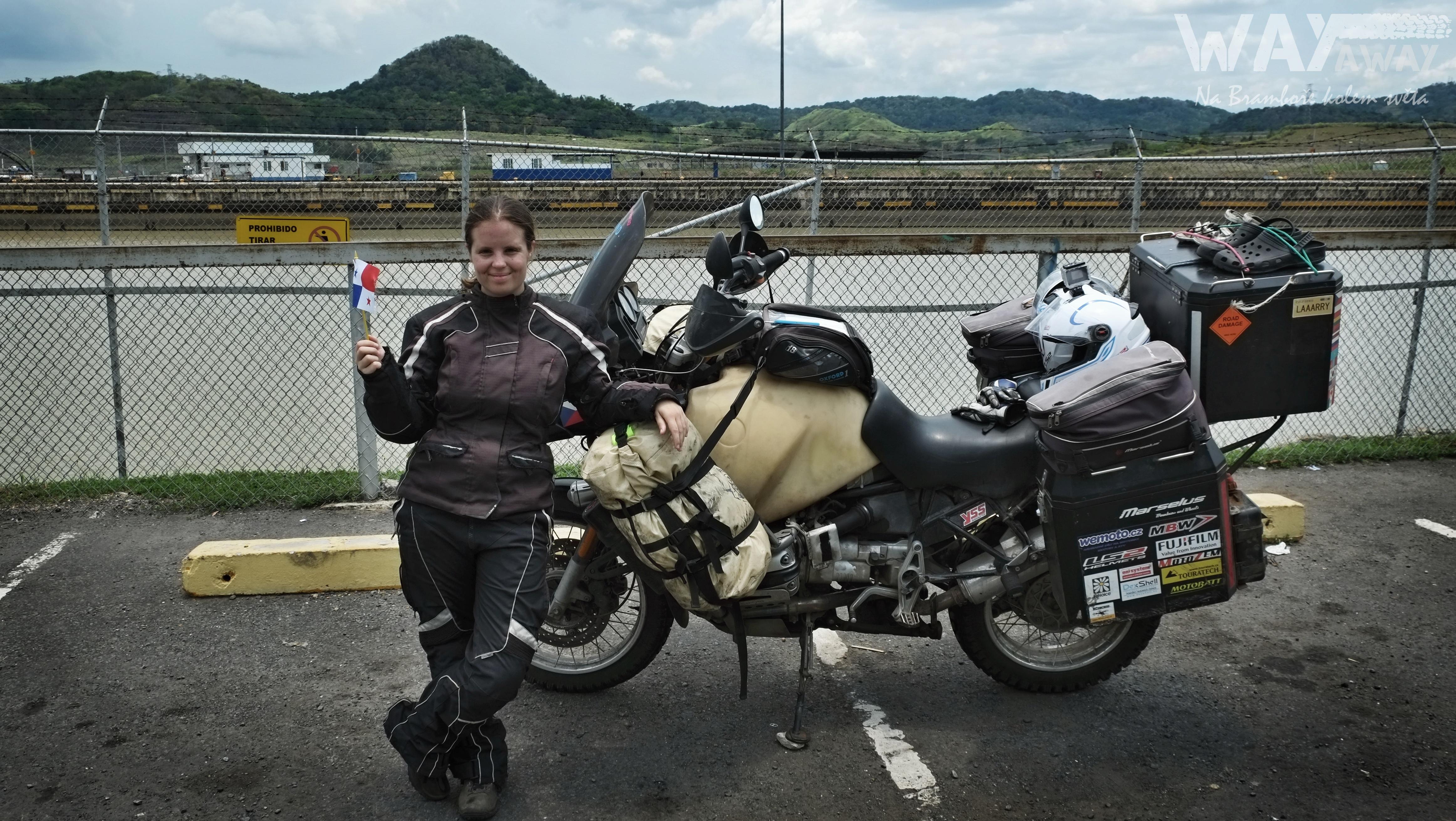 Kačka, Brambora a Panamský průplav