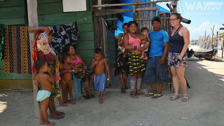 Káča a Kunové, Panama