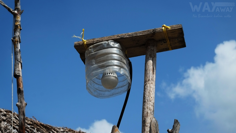 Veřejné osvětlení, souostroví San Blas, Panama