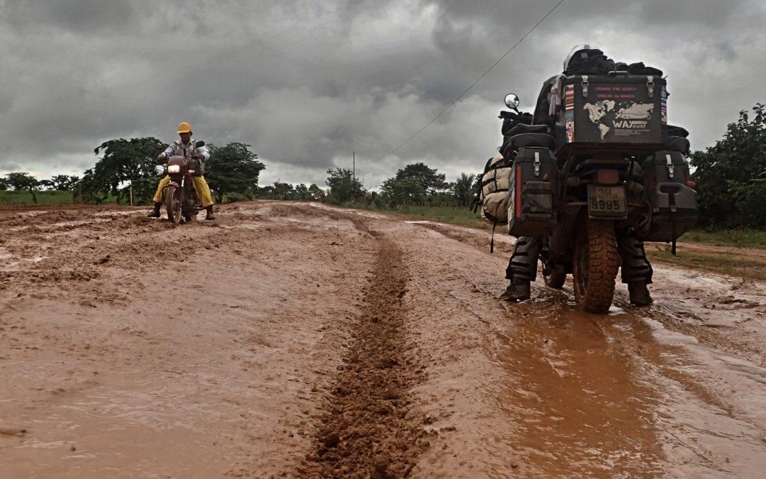 Kolumbie: Ve jménu větru, deště i bahna hnědého