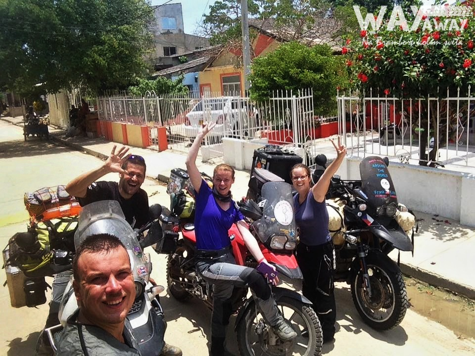 WayAway a American Way, Kolumbie