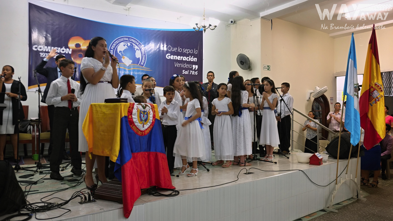 Koncert v kostele IPUC