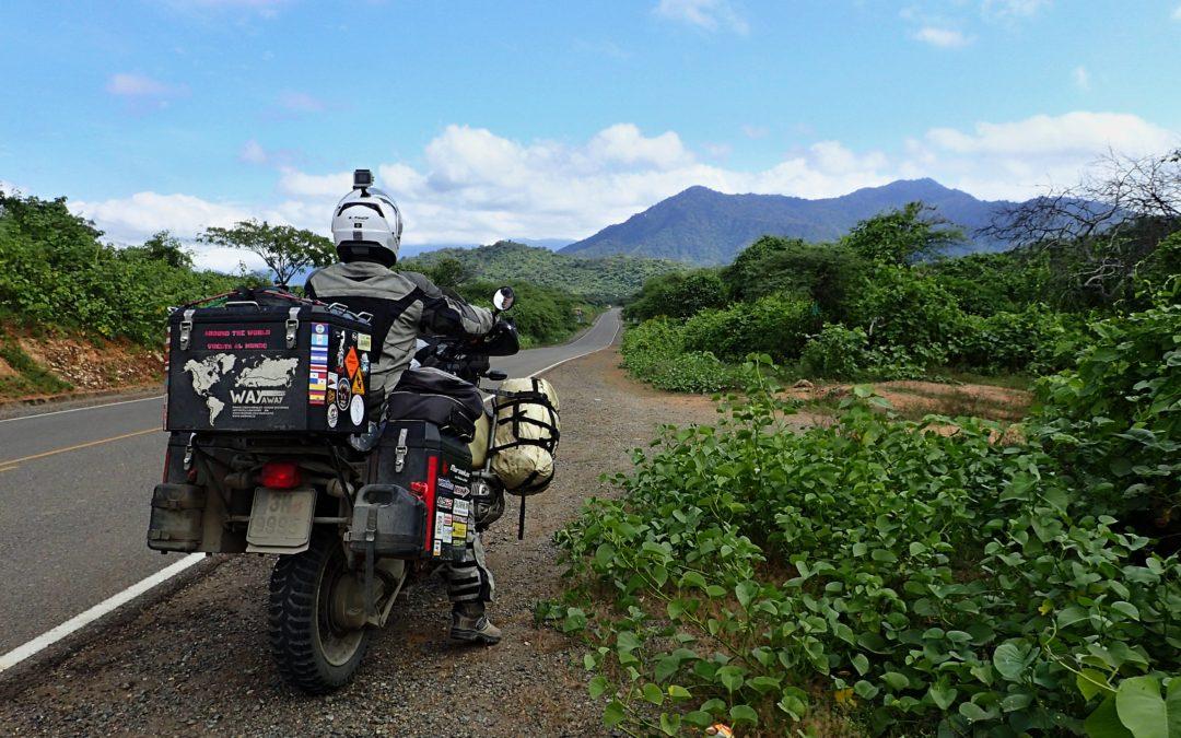 Peru: Jak jsme se málem nedostali přes hranice aneb první den v Peru