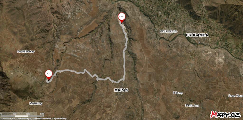 Trasa Salineras-Maras-Moray