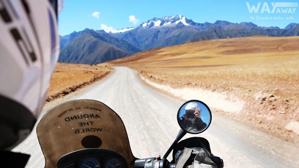 Vía a Salineras, Peru