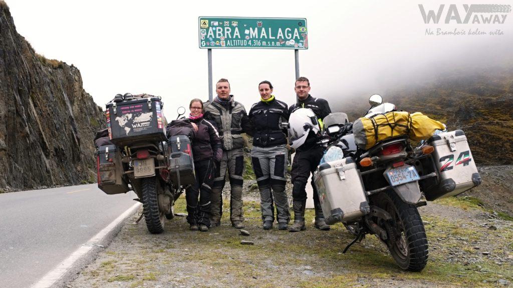 Abra Malaga, Peru