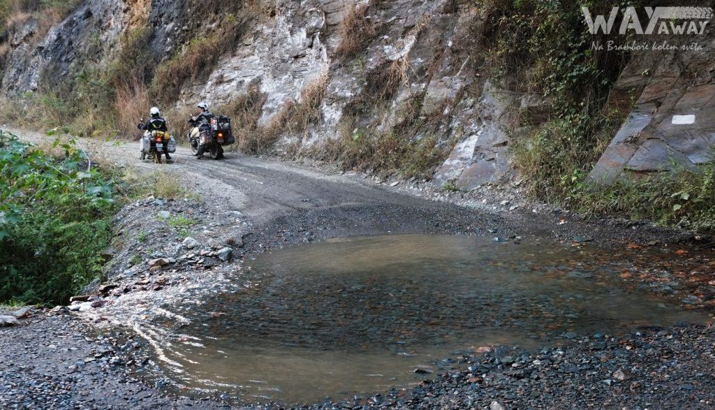 Cesta do Santa Teresy, Peru