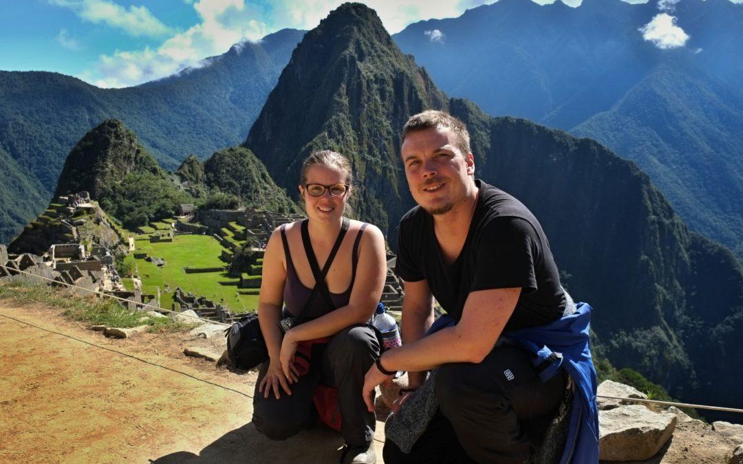 Peru: Machu Picchu – jak se tam dostat, kolik to stojí, a jak se nám tam líbilo