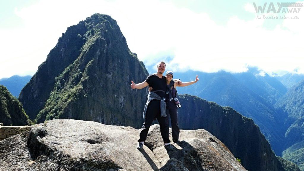 WayAway na Machu Picchu