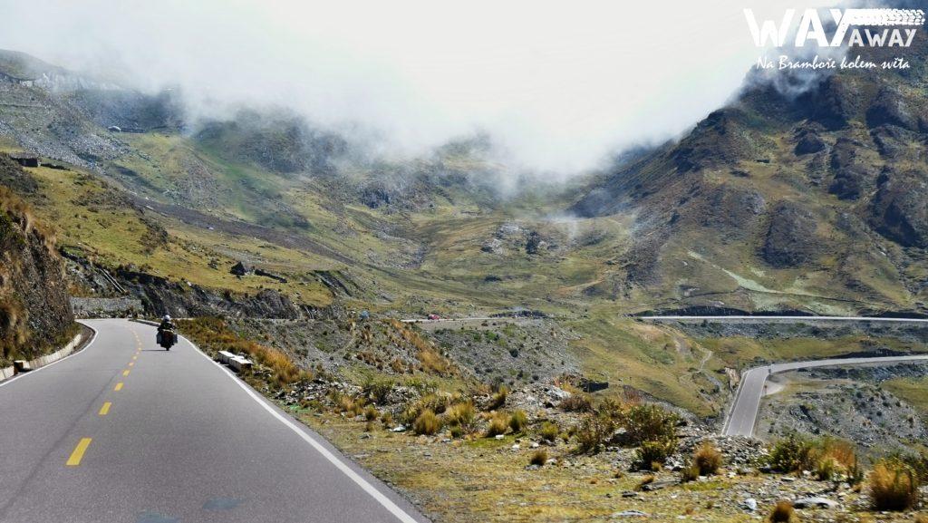 Na Bramboře v Andách