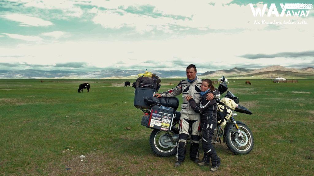 WayAway uprostřed Mongolska