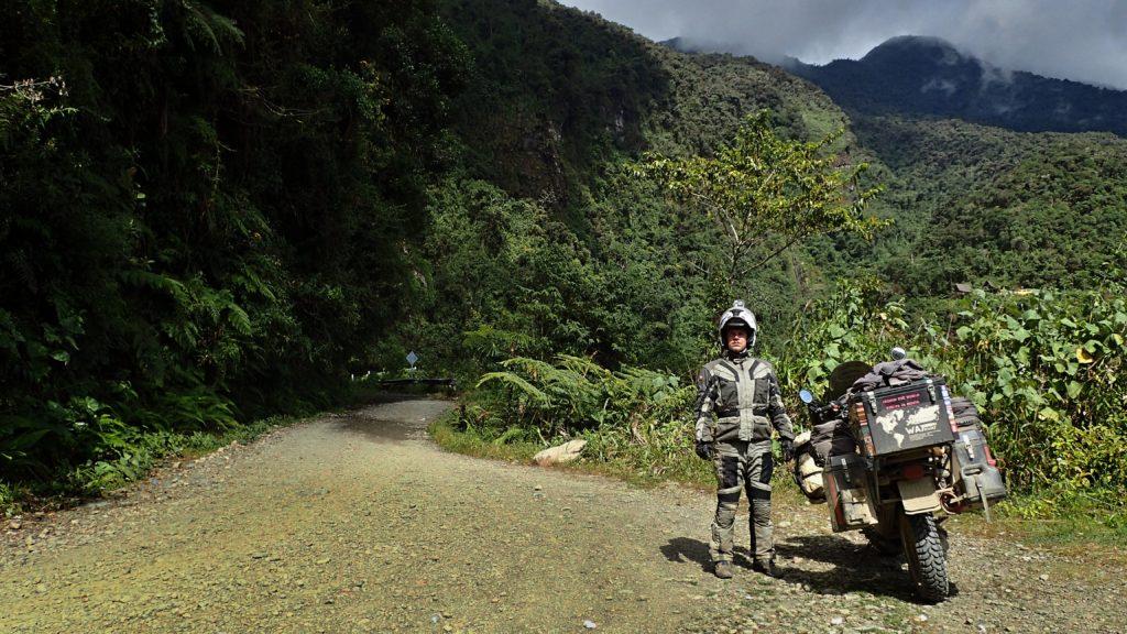 Fanda a Brambora v Bolívii