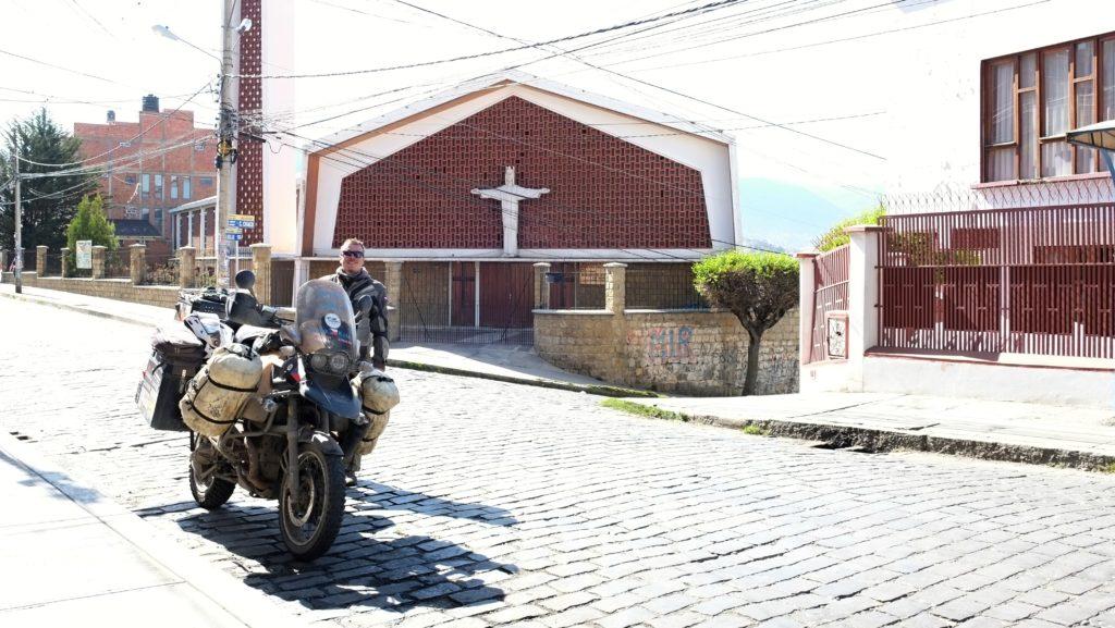 Iglesia de Cristo Rey, La Paz