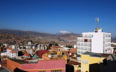 Bolívie: Jezero Titicaca, Copacabana, El Alto a Paříž v La Paz