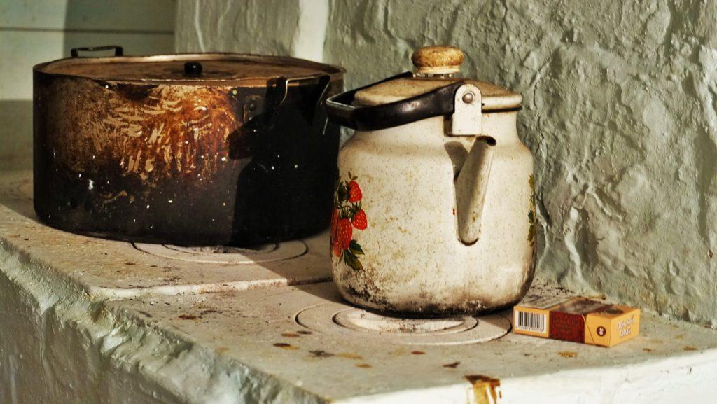 Sibiřská kuchyně