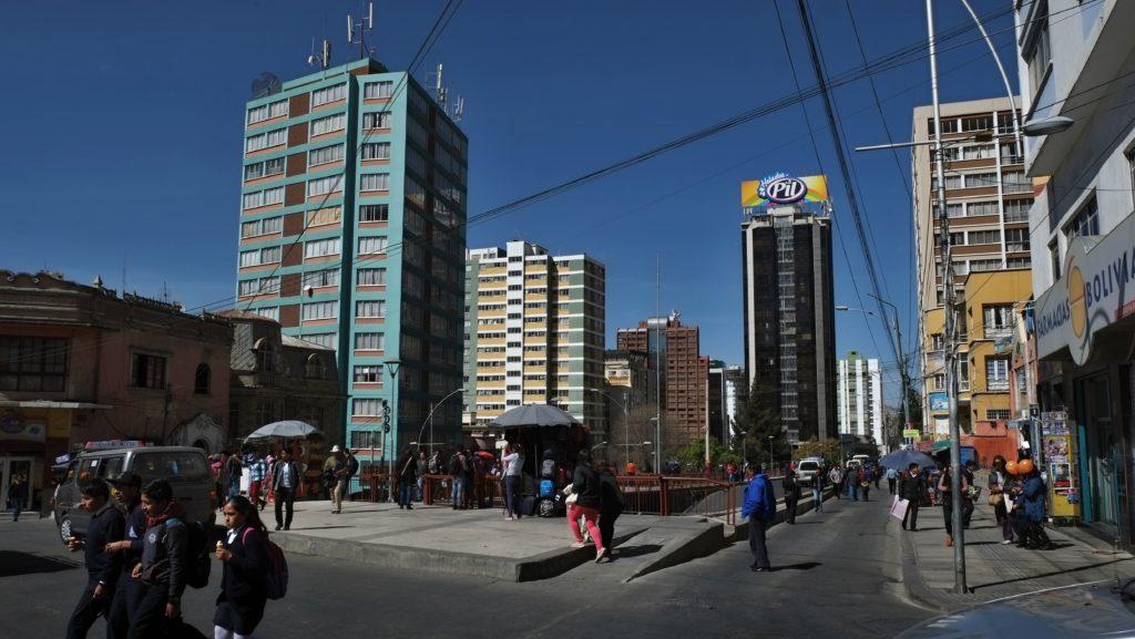 Centrum La Paz