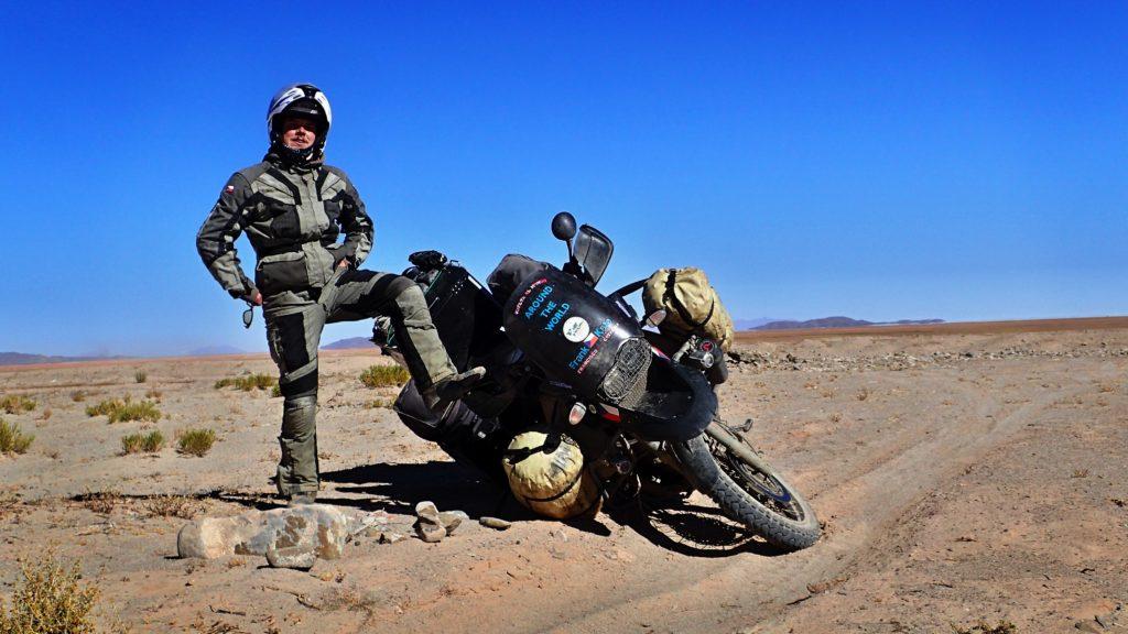Položená Brambora v Bolívii